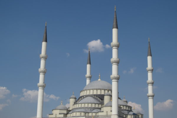 mosque in ankara