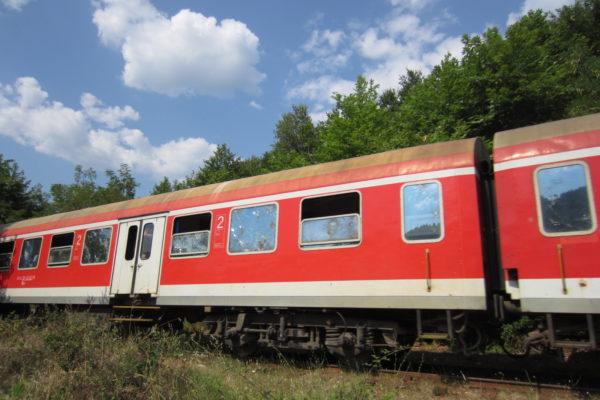 albanian train