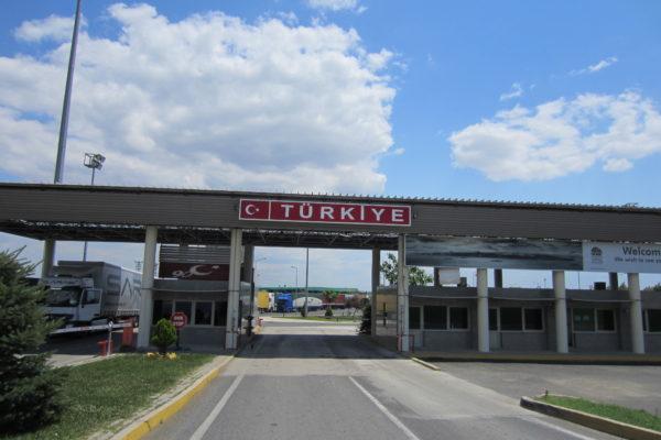 border greece and turkey