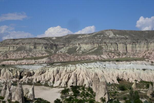 cappadocia from far