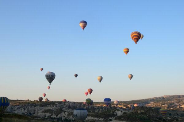 cappadocia by baloon