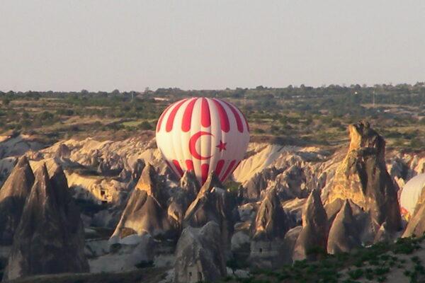 cappadocia by baloon II