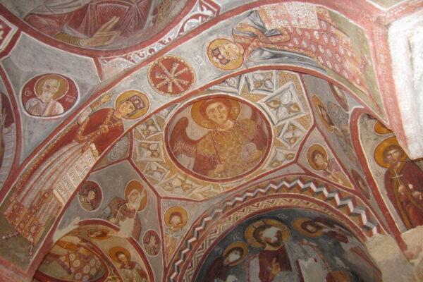 inside the church II