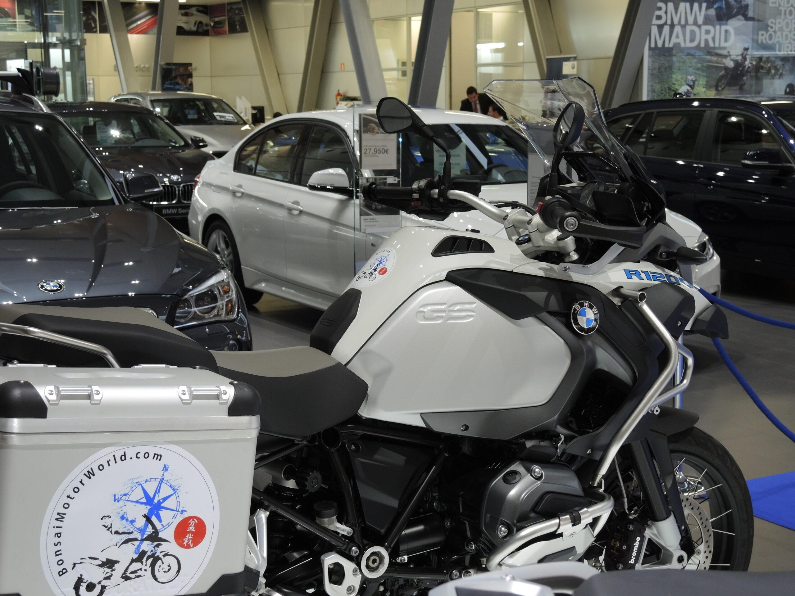 Feria en BMW Madrid